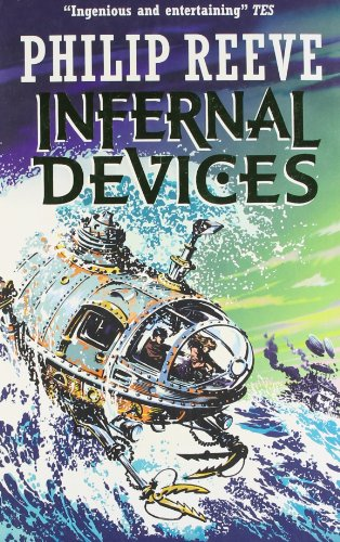 Cover of Infernal Machines by Philip Reeve