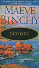 Echoes by Maeve Binchy