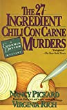 Pickard, Nancy: The 27-Ingredient Chili Con Carne Murders