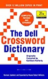 Rafferty, Kathleen: The Dell Crossword Dictionary