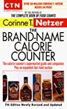 Brand Name Calorie Counter by Corinne T.…