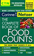 Book of Food Counts by Corinne T. Netzer
