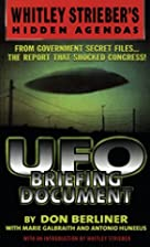 UFO Briefing Document: The Best Available…