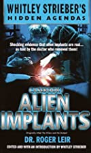 Casebook: Alien Implants (Whitley Strieber's…