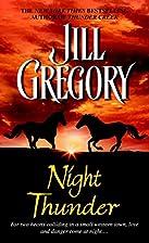 Night Thunder by Jill Gregory