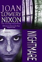 Nightmare by Joan Lowery Nixon