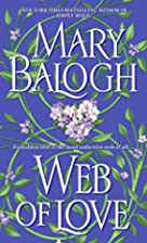 Web of Love (Dell Historical Romance) by…