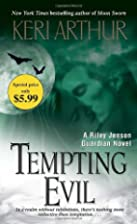 Tempting Evil: A Riley Jenson Guardian Novel…