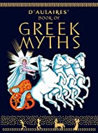 D'Aulaires' Book of Greek Myths by Ingri…