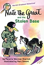Nate the Great and the Stolen Base by…