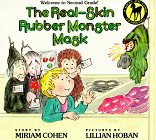 Miriam Cohen: The Real-Skin Rubber Monster Mask (Picture Yearling Book)