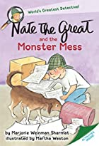 Nate the Great and the Monster Mess by…