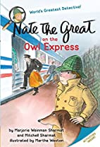 Nate the Great on the Owl Express by…