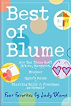 Best of Judy Blume 4 Copy Box Set by Judy…