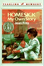 Homesick by Jean Fritz