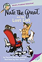 Nate the Great and the Lost List by Marjorie…