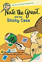 Nate the Great and the Sticky Case by…