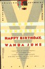 Vonnegut, Kurt: Happy Birthday, Wanda June