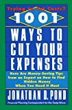 Pond, Jonathan P.: 1001 Ways to Cut Your Expenses