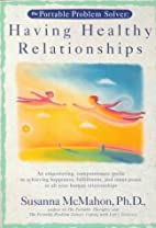 Having Healthy Relationships by Susanna…