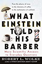 What Einstein Told His Barber: More…