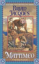 Mattimeo (Redwall, Book 3) by Brian Jacques