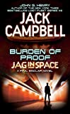 Hemry, John G.: Burden of Proof (JAG in Space, Book 2)