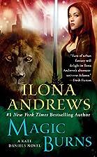 Magic Burns (Kate Daniels, Book 2) by Ilona…