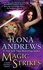 Magic Strikes (Kate Daniels, Book 3) by…