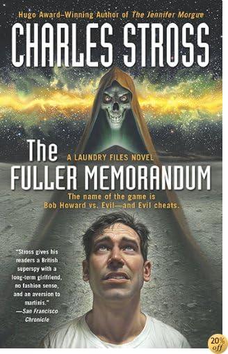 TThe Fuller Memorandum (A Laundry Files Novel)