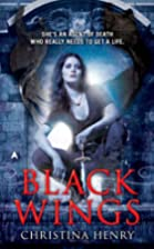 Black Wings (Black Wings, Book 1) by…