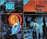 E. C. Tubb: C.O.D. Mars / Alien Sea (Ace H-40)