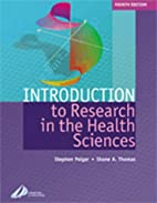 Introduction to Research in the Health…