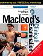 Macleod's Clinical Examination by Graham…