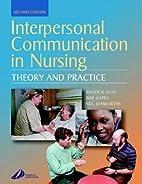 Interpersonal Communication in Nursing:…