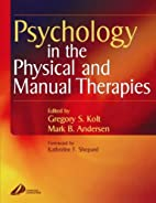 Psychology in the Physical and Manual…