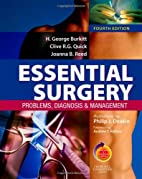 Essential Surgery: Problems, Diagnosis and…