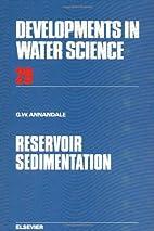 Reservoir Sedimentation by George W.…