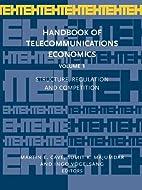 Handbook of Telecommunications Economics by…