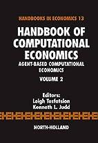Handbook of Computational Economics, Volume…