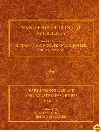 Parkinson's Disease and Related Disorders, Part II, Volume 84 (Handbook of Clinical Neurology)
