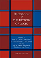 Logic: A History of its Central Concepts,…