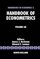 Handbook of Econometrics, Volume 6B…
