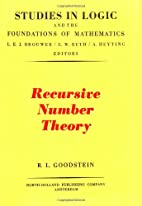 Recursive number theory a development of…