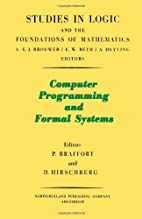 Computer programming and formal systems by…