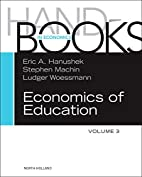 Handbook of the Economics of Education: 3 by…