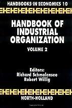 Handbook of Industrial Organization Volume 2…