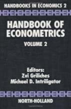 Handbook of Econometrics Volume 2 (Handbook…