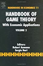 Handbook of game theory with economic…