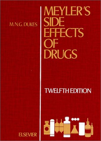 meylers-side-effects-of-drugs-the-encyclopedia-of-adverse-reactions-and-interactions